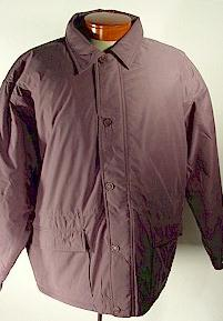 #277792. 2XL TALL. CHOCOLAT Retail $ 125.00 Outerwear by FALCON BAY. M'FIBER PEACH FINISH Whs B:  1