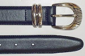 #295169. 60 . BLACK Retail $  36.00 Belts by MARK WOLF. OIL TAN 1-1/4 DRESS Whs A:  1