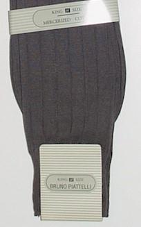 #149909.  . OLIVE Retail $  12.00 King Sized Socks by BRUNO PIATTELLI. RIBBED SOLID KING SZ Whs A:  1 FW:  1