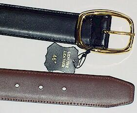 #154602. 62 . BLK/BRN Retail $  38.00 Belts by MARK WOLF. REVERSIBLE 1-1/2 Whs:  2,FW:  1,