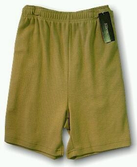 #193168. 2XL BIG. WOOD Retail $  39.00 Fleece Shorts by MAJESTIC. MICRO PIQUE SHORT Whs:  1,