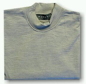 #209605. 2XL BIG. TAUPE Retail $  90.00 Sweaters by TUNDRA. MERINO MOCK NECK PO Whs A:  1