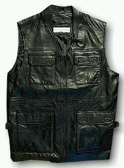 #096632. XL TALL. BLACK Retail $ 149.00 Outerwear by BIG TALL DIRECT. NEW ZEALAND VEST Whs:  5,