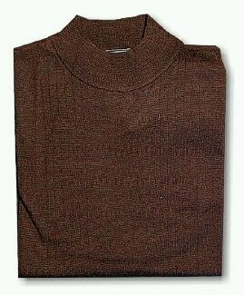 #276652. 4XL TALL. BURGUNDY Retail $  69.00 Sweaters by D'AVILA. MERINO WOOL MOCK Whs A:  1