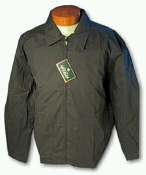 #236805. XL TALL. BLACK Retail $  59.00 Outerwear by DRIZZLER. MCGREGOR GOLF JACKET Whs A: 10