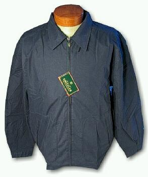#008873. XL TALL. NAVY Retail $  59.00 Outerwear by DRIZZLER. MCGREGOR GOLF JACKET Whs:  1,