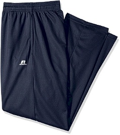 #227508. 6XL BIG. NAVY Retail $  38.00 Dri-Power Pants by RUSSELL. DRI-POWER PANT Whs A: 23