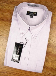 #161774. 18.0 35-36 Tall. LAVENDER Retail $  48.00 Dress Long Sleeves by CHRISTOPHER HART. ULTIMATE PERFORMANCE FW:  1,