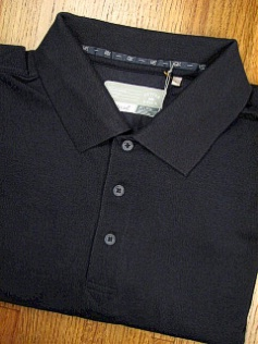 #309505. XL TALL. NAVY Retail $  58.00 Short Sleeve Luxury by CUTTER BUCK. DRYTEC CHAMPION POLO <font face=arial size=2><BR>Special Order Item.</font> <B>Item stocked by Manufacturer.  Allow up to 3 weeks for delivery.</B>