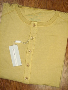 #318211. 4XL BIG. GLOW Retail $  90.00 Long Sleeve by AXIS. JERSEY 5-BUTTON CREW Whs A:  2