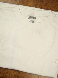 #217862. 2XL TALL. WHITE PREMIUM POCKET TEE Short Sleeve Tee by PENNANT SPORT. Whs A:  1