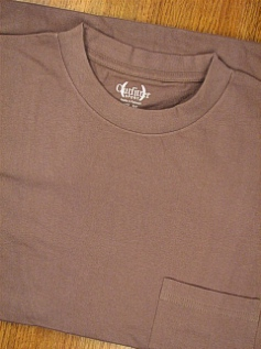 #244031. 3XL TALL. DESERT PREMIUM POCKET TEE Short Sleeve Tee by PENNANT SPORT. Whs A: 16 FW:  2