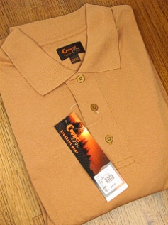 #347952. 6XL BIG. MUSTARD Retail $  60.00 Short Sleeve by COPPER COVE. FASHION INTERLOCK FW:  2