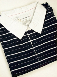 #231453. 3XL TALL. NAVY Retail $  82.50 Short Sleeve Luxury by CUTTER BUCK. ST GEORGE PIQUE POLO Whs A:  1