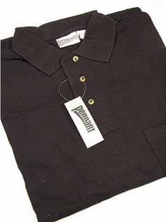 #320058. 6XL BIG. BLACK Retail $  42.00 Short Sleeve Pocket by PENNANT SPORT. POCKET PIQUE POLO Whs:  2,