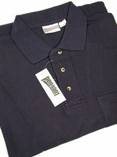 #040312. 3XL TALL. NAVY Retail $  39.00 Short Sleeve Pocket by PENNANT SPORT. POCKET PIQUE POLO Whs:  1,