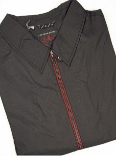 #323581. XL TALL. BLACK Retail $ 165.00 Outerwear by CUTTER BUCK. RHODE BOMBER Whs A:  1