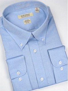 Jay & Leonard All Cotton Oxford Dress Shirt
