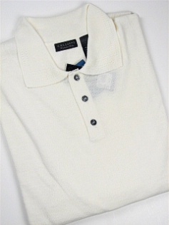 #331504. 2XL BIG. NATURAL Retail $  69.00 Sweaters by CELLINI. POLO MERINO BLEND Whs A:  1