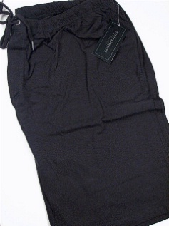#352473. 2XL TALL. BLACK Retail $  24.00 Sleep Jams by STATE-O-MAINE. JERSEY KNIT JAM Whs:  4,