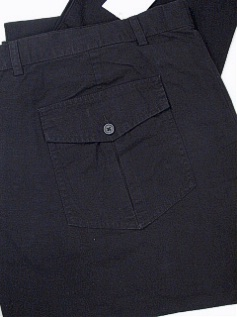 #283391. 60 REG. BLACK Retail $ 105.00 Cotton Casual Pants by CUTTER BUCK. CRESCENT FLAT FRONT FW:  2   <br><b>This item requires hemming.