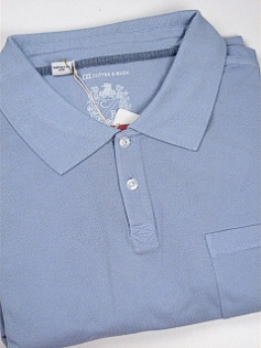 #145123. XL TALL. LILAC Retail $  95.00 Short Sleeve Luxury by CUTTER BUCK. RAINY DAY PIQUE POLO Whs A:  1