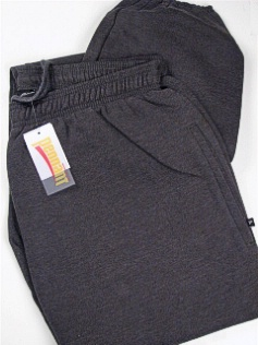 #170239. 3XL TALL. CHARCOAL Retail $  39.00 Fleece Pants by WHITE MOUNTAIN. PENNANT FLEECE PANT Whs A:  1 FW:  1