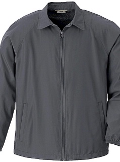 #084776. 4XL BIG. GREY Retail $  49.00 Outerwear by NORTH END. FULLZIP LT WEIGHT JAC Whs A:  1