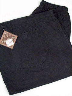 #031390. 8XL BIG. NAVY Retail $  33.00 Jersey Knit Pants by COTTON WORKS. JERSEY PANT Whs A:  6 FW:  1