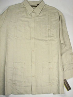 Guayabera Long Sleeve
