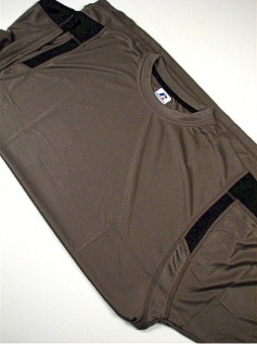 #158433. 2XL BIG. GRY/BLK Retail $  34.00 Dri Power Crew by RUSSELL. DRI-POWER PCD CREW Whs A:  1