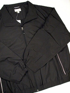 #116516. 2XL BIG. BLACK Retail $ 110.00 Outerwear by CUTTER BUCK. WEATHERTEC BAINBRIDGE Whs A:  2