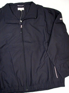 #191988. 2XL BIG. NAVY Retail $ 110.00 Outerwear by CUTTER BUCK. WEATHERTEC BAINBRIDGE Whs:  3,