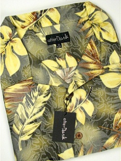 #068244. 5XL TALL. MULTI Retail $  69.00 Short Sleeve Tropical by COTTON WORKS. TROPICAL PRINT Whs A:  6