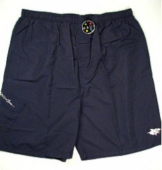 #118552. 6XL BIG. NAVY Retail $  44.00 Swim Wear by MAUI AND SON. SOLID M-FIBER TRUNK Whs A:  4