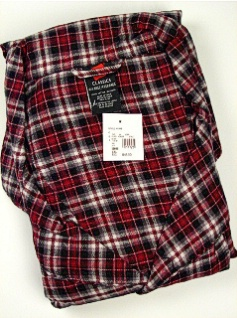 #210728. 3XL TALL. BLACK Retail $  45.00 Pajamas by HANES. FLANNEL PAJAMA SET FW:  1