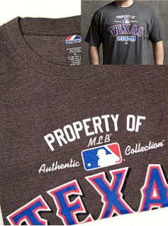 #045560. 3XL TALL. HEATHER Retail $  35.00 Short Slv Graphic Tee by MAJESTIC. MLB PROPERTY OF Whs:  1,
